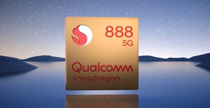 Snapdragon 888 /materiały prasowe