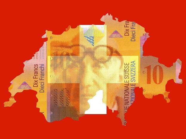 SNB ma nieoficjalny przedział dla franka 1,05-1,10  za euro /©123RF/PICSEL