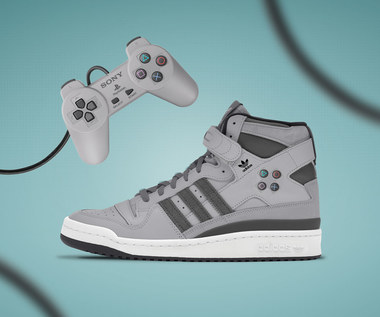 Sneakersy dla fanów retro konsol