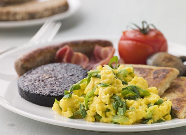 Śniadanie ma być pożywne, a nie olbrzymie /© Panthermedia
