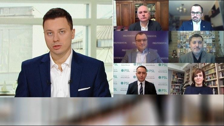 Śniadanie Polsat News /Polsat