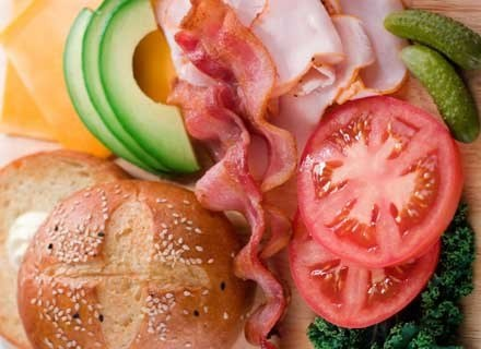 Śniadanie powinno być pożywne /INTERIA.PL