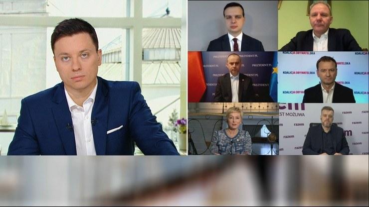 Śniadanie w Polsat News /Polsat