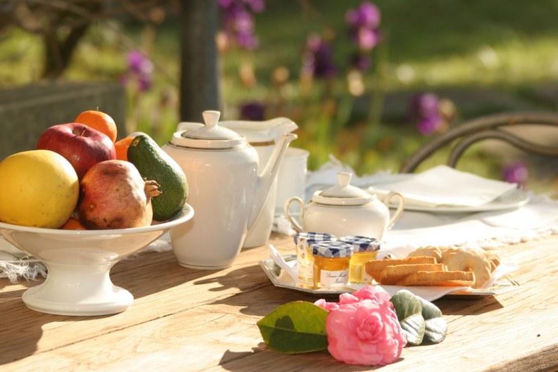 śniadanie z rana /© Photogenica