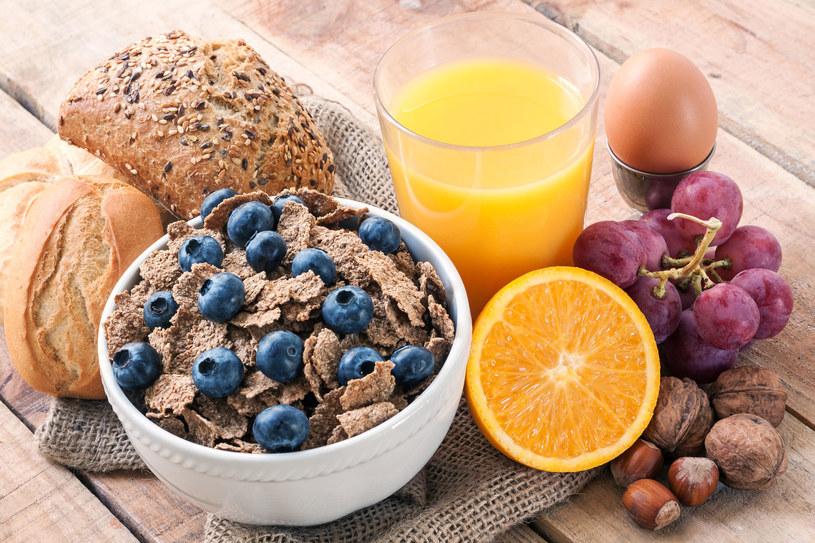 śniadanie /123RF/PICSEL