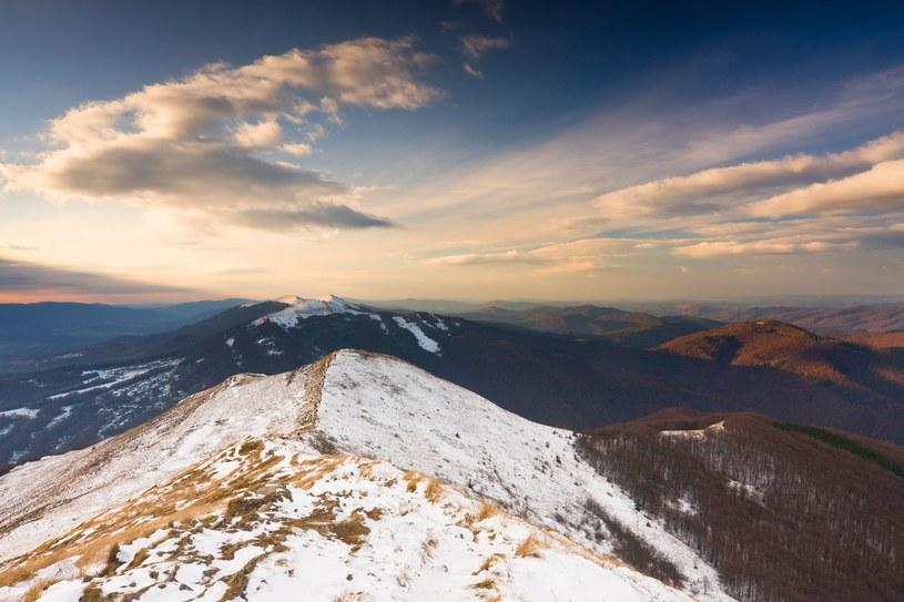 Śnieg i mróz w Bieszczadach /123RF/PICSEL