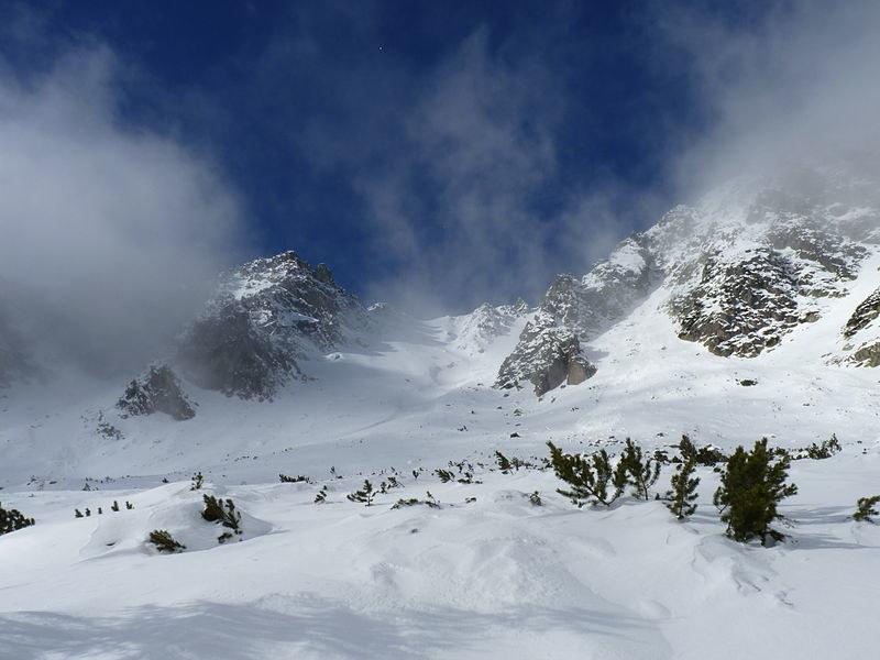 Śnieg w Tatrach (zdj. ilustracyjne) /Michal Klajban/Wikimedia Commons /