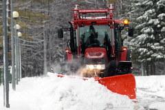 Śnieg w Zakopanem. Jak w zimie!