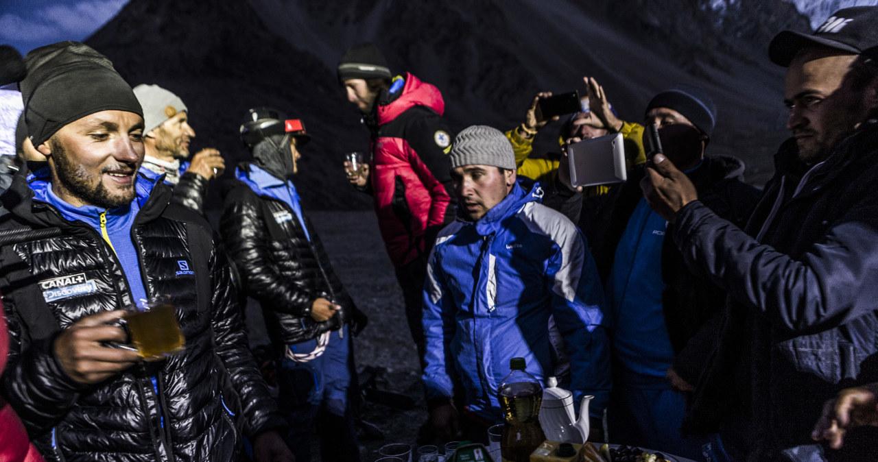 Śnieżna Pantera: Andrzej Bargiel zdobył Pik Komunizma w Tadżykistanie!