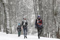 Śnieżne święta pod Tatrami