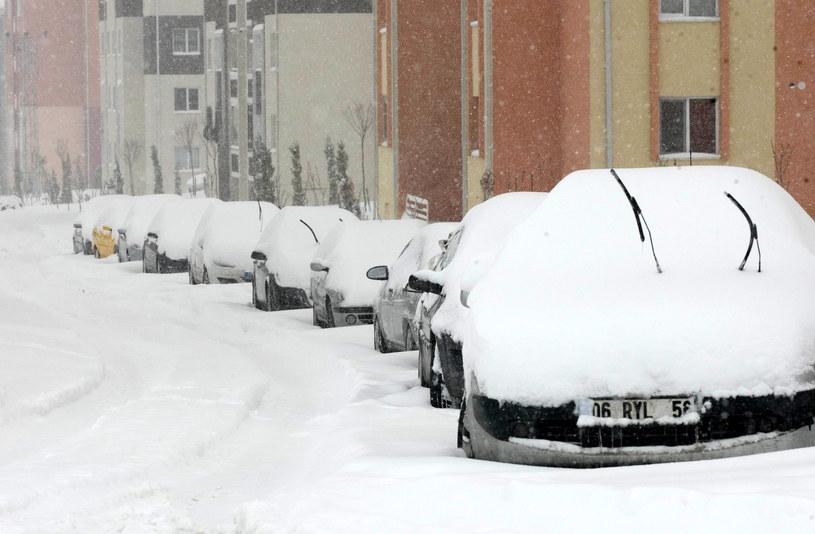 Śnieżyce nawiedziły Turcję /AFP