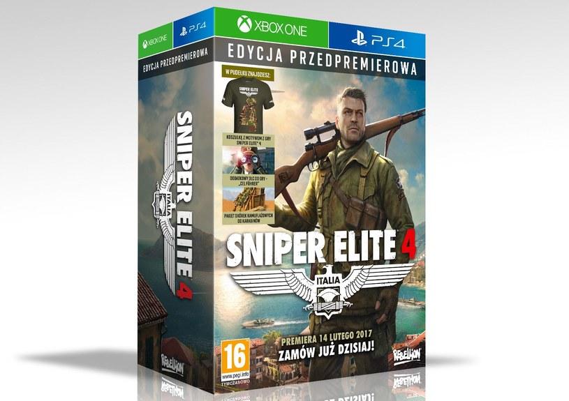 Sniper Elite 4 /materiały prasowe
