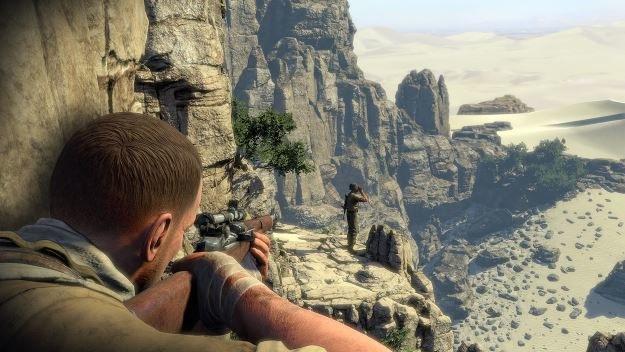 Sniper Elite III: Afrika /materiały prasowe