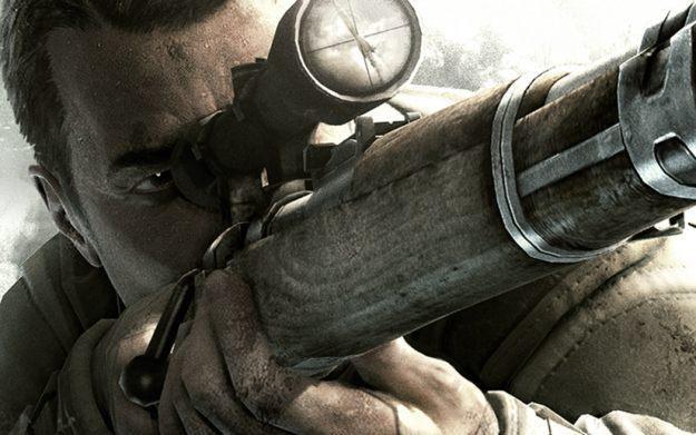Sniper Elite V2 - motyw graficzny /Informacja prasowa