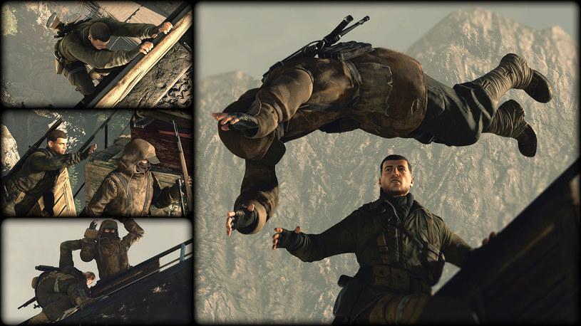 Sniper Elite V4 /materiały prasowe