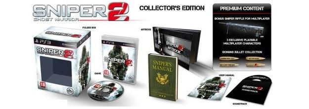 Sniper: Ghost Warrior 2 - edycja kolekcjonerska /CDA