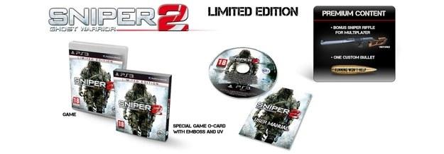 Sniper: Ghost Warrior 2 - edycja limitowana /CDA