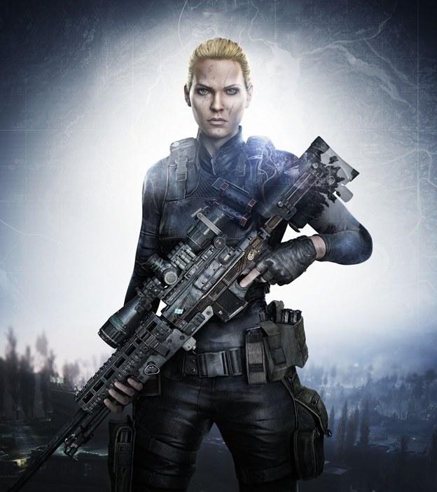 Sniper: Ghost Warrior 3 - Lydia w pełnym umundurowaniu /materiały prasowe