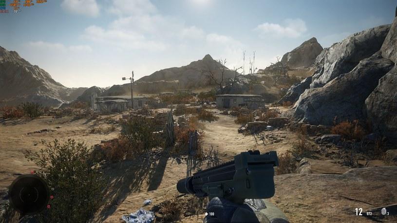Sniper Ghost Warrior Contracts 2 - ustawienia bardzo wysokie /ITHardware.pl