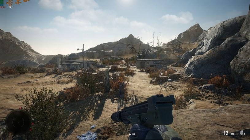 Sniper Ghost Warrior Contracts 2 - ustawienia średnie /ITHardware.pl