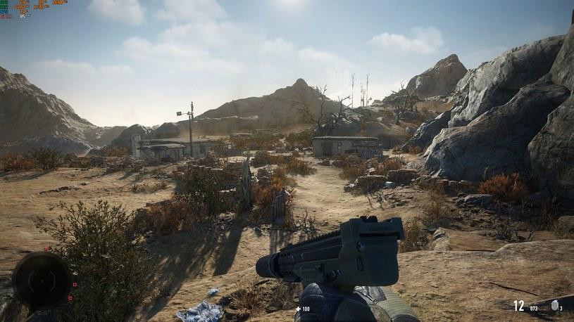 Sniper Ghost Warrior Contracts 2 - ustawienia wysokie /ITHardware.pl