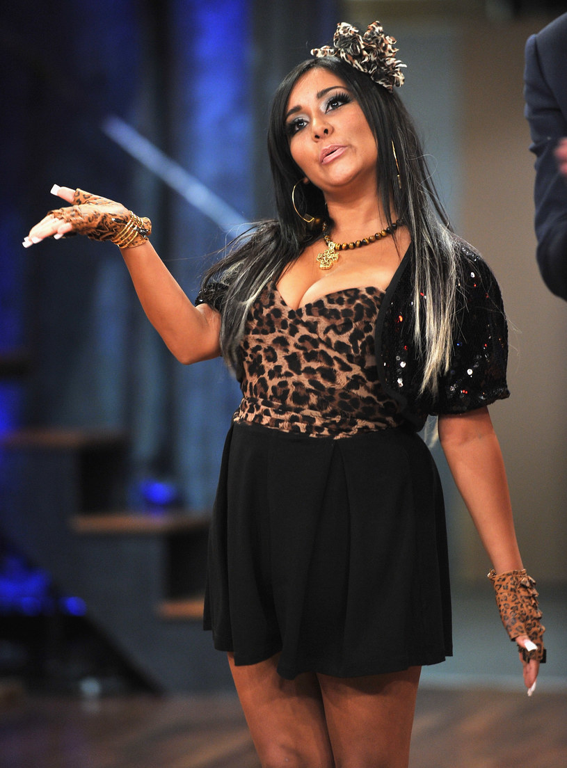 Snooki /- /Getty Images