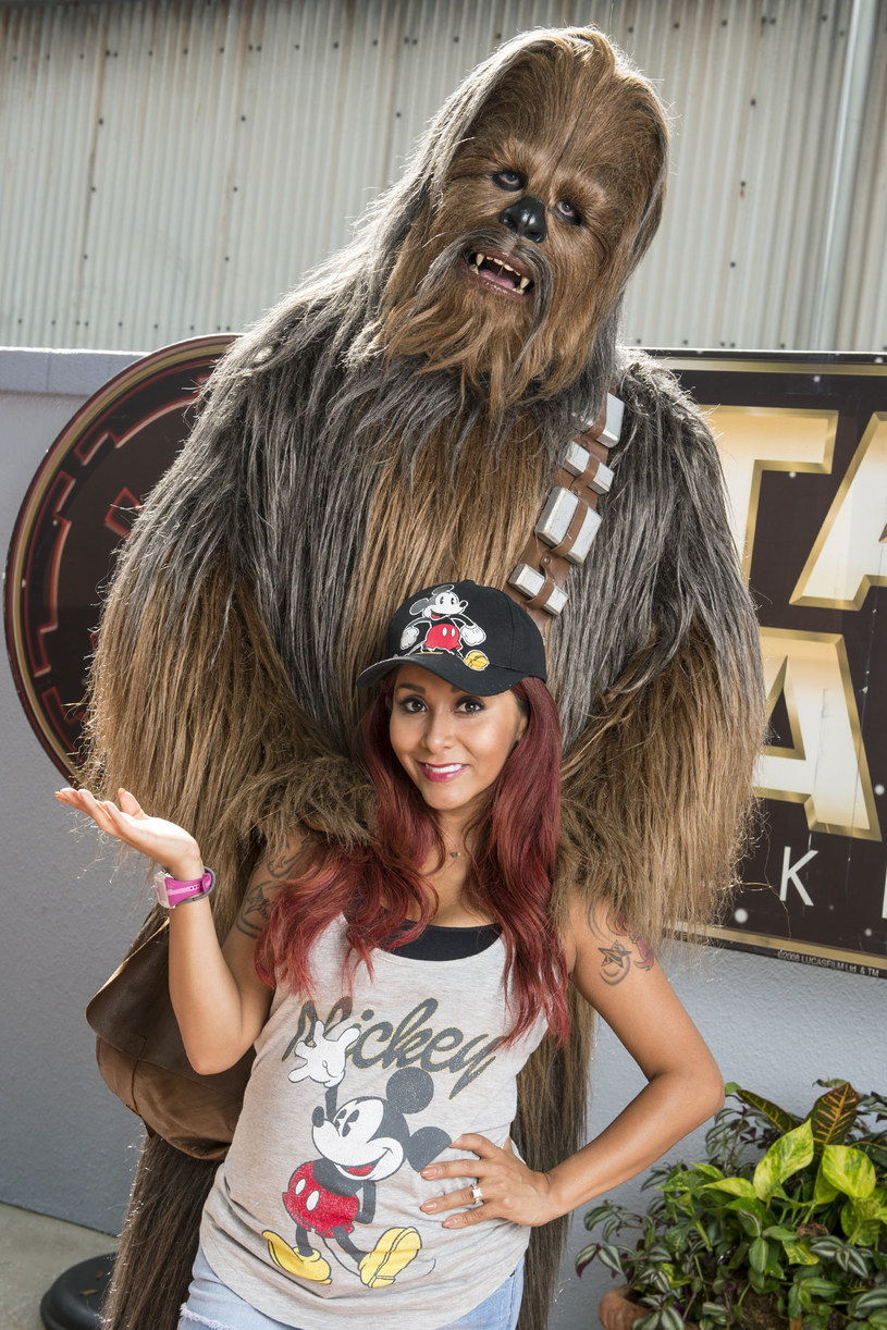 Snooki /Handout /Getty Images