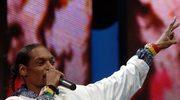 Snoop Dogg imprezuje z Tonym Blairem