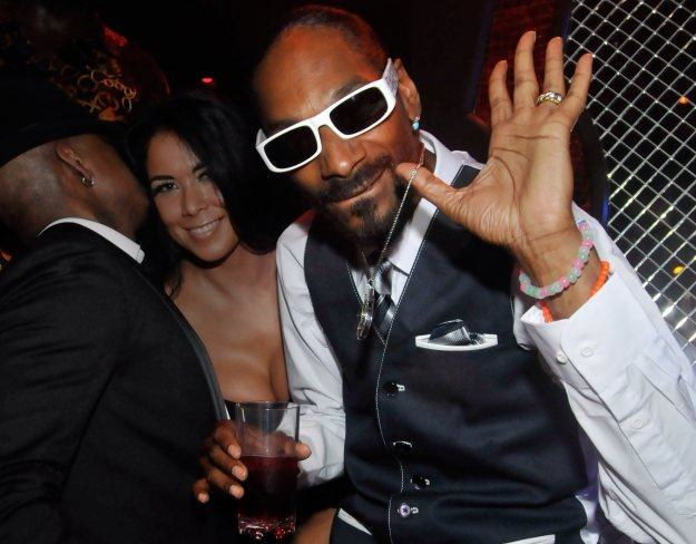 Snoop Dogg: Imprezy to jego żywioł fot. David Becker /Getty Images/Flash Press Media