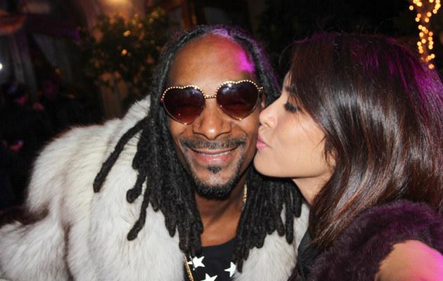 Snoop Dogg został dziadkiem! /Rochelle Brodin /Getty Images