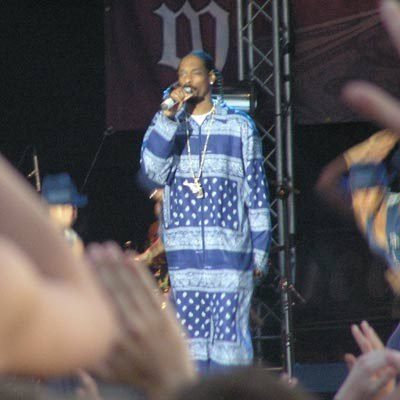 Snoop Dogg /INTERIA.PL