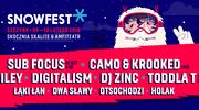 SnowFest 2018: Kolejne gwiazdy zasilają lineup festiwalu