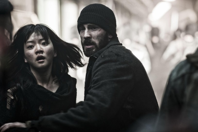 """Snowpiercer: Arka przyszłości"" /FaceToFace/REPORTER/Moviestore Collection /East News"