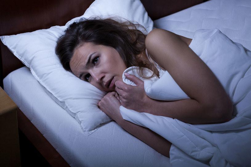 Sny o nieprzyjemnej treści nie są niczym groźnym, choć mogą zaniepokoić /123RF/PICSEL