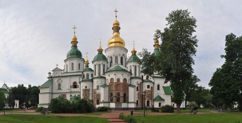 Sobór Mądrości Bożej w Kijowie /materiały prasowe