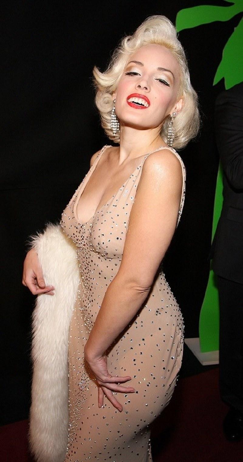 Sobowtór Marilyn Monroe /imgur.com /Internet