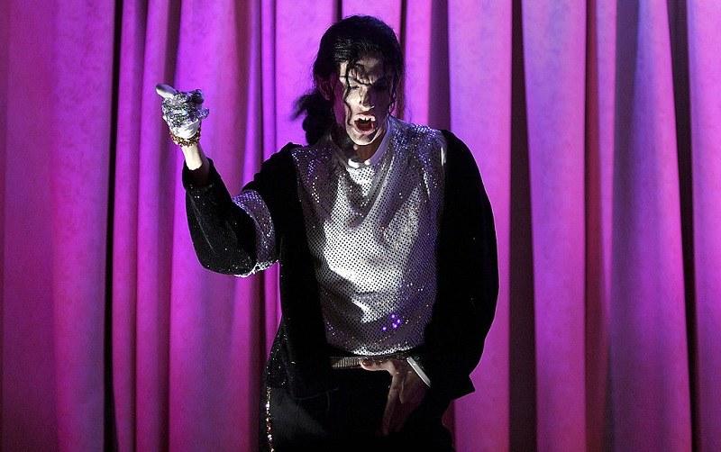 Sobowtór Michaela Jacksona /Getty Images