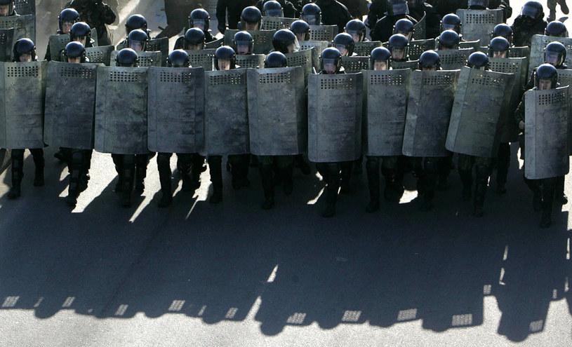 SOBR; zdj. ilustracyjne /AFP