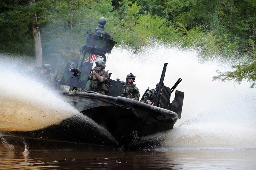 SOC-R w podczas ćwiczeń /US Army /domena publiczna