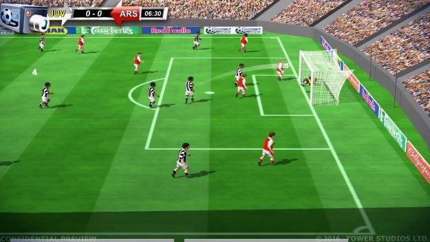 Sociable Soccer /materiały prasowe
