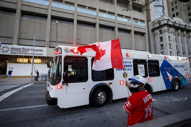 Socjolodzy i psycholodzy przyjrzeli się stanowi zdrowia Kanadyjczyków /AFP