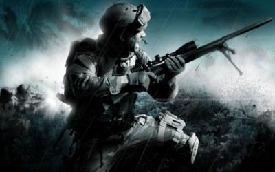 SOCOM 4: U.S. Navy SEALs - motyw graficzny /Informacja prasowa