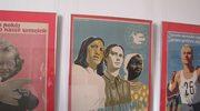 Socrealistyczne plakaty w Cytadeli Warszawskiej