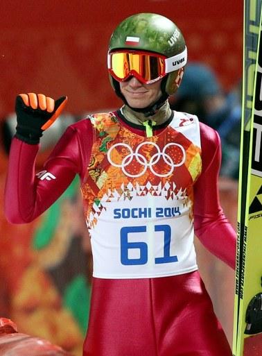 Soczi 2014: Kamil Stoch zdobył złoty medal