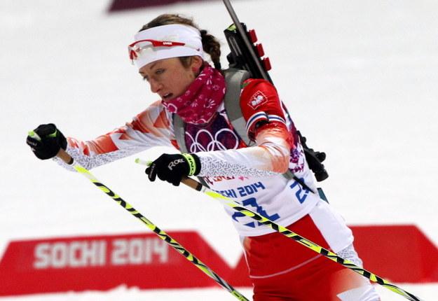 Soczi 2014: Medale nie dla polskich biathlonistek