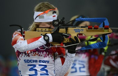 Soczi 2014: Polskie biathlonistki znów bez medali