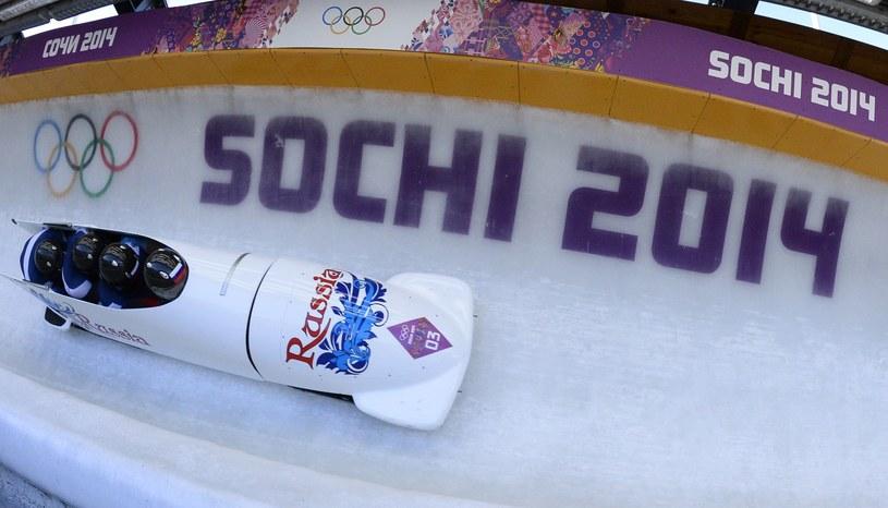 Soczi nie zorganizuje mistrzostw świata w bobslejach i skeletonie /AFP