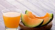 Soczysty melon
