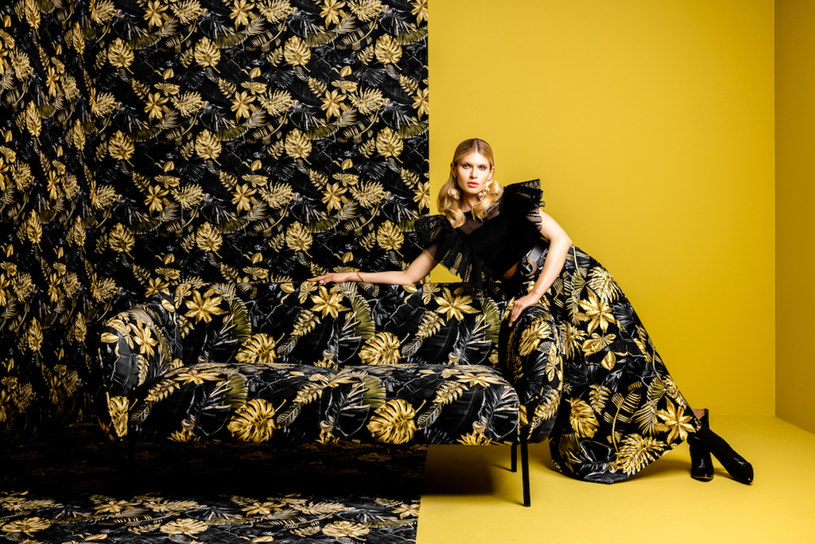 Sofa Tulum z limitowanej kolekcji mebli wypoczynkowych Fashion Trends /materiały promocyjne