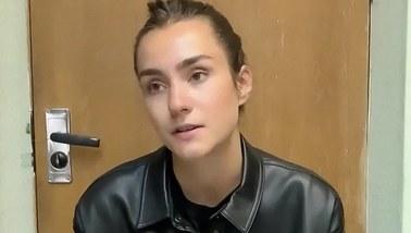 """Sofia Sapiega spotkała się z prawnikiem. """"Wyglądała na wesołą i zdrową"""""""